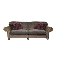 Hudson 4 Seat Sofa | Standard Back | Option 1 | Annie Mo's
