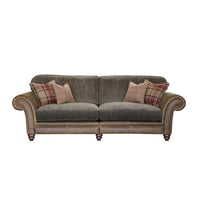 Hudson 4 Seat Sofa | Standard Back | Option 2 | Annie Mo's