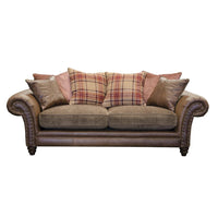 Hudson 3 Seat Sofa | Scatter Back | Option 2 | Annie Mo's