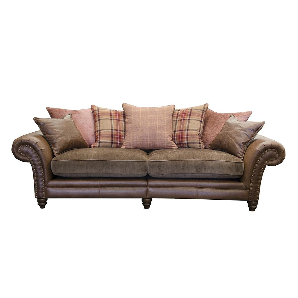 Hudson 4 Seat Sofa | Scatter Back | Option 2 | Annie Mo's