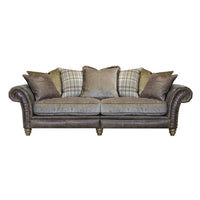 Hudson 4 Seat Sofa | Scatter Back | Option 5 | Annie Mo's