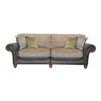 Hudson 4 Seat Sofa | Standard Back | Option 5
