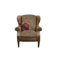 Hudson Wing Chair | Option 1 | Annie Mo's