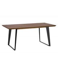 Hackney Oak Dining Table 180cm | Annie Mo's