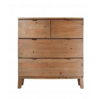 Hamilton Four Drawer Chest of Drawers 90cm | Annie Mo's