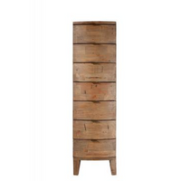 Hamilton Seven Drawer Chest of Drawers 40cm | Annie Mo's