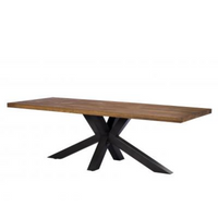 Holburn Oak Dining Table 200cm | Annie Mo's