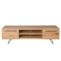 Celia Timber Oak TV Unit | Annie Mo's