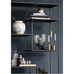 Large Black Iron Display Rack - Room Shot | Annie Mo's