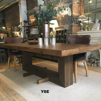 Yankee Doodle BIG Dining Table | Annie Mo's