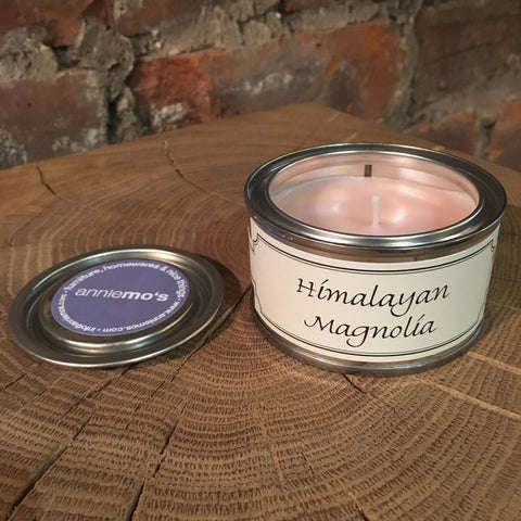 Himalayan Magnolia Annie Mo's Tinned Candle