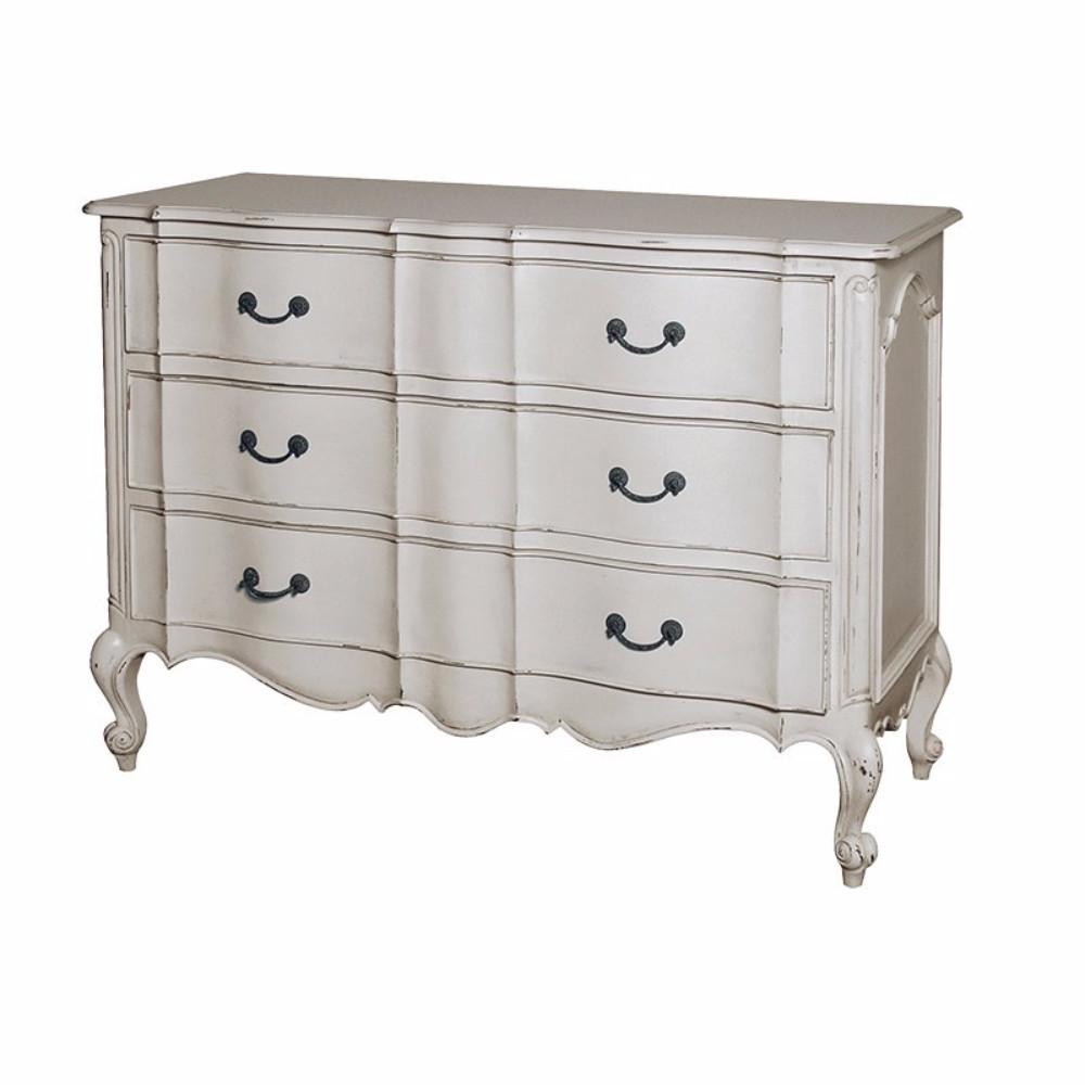 genoa Louis XV Style Chest of Drawers | Annie Mo's
