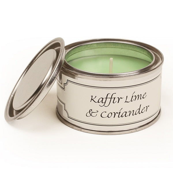 Kaffir Lime and Coriander Annie Mo's Tinned Candle | Annie Mo's