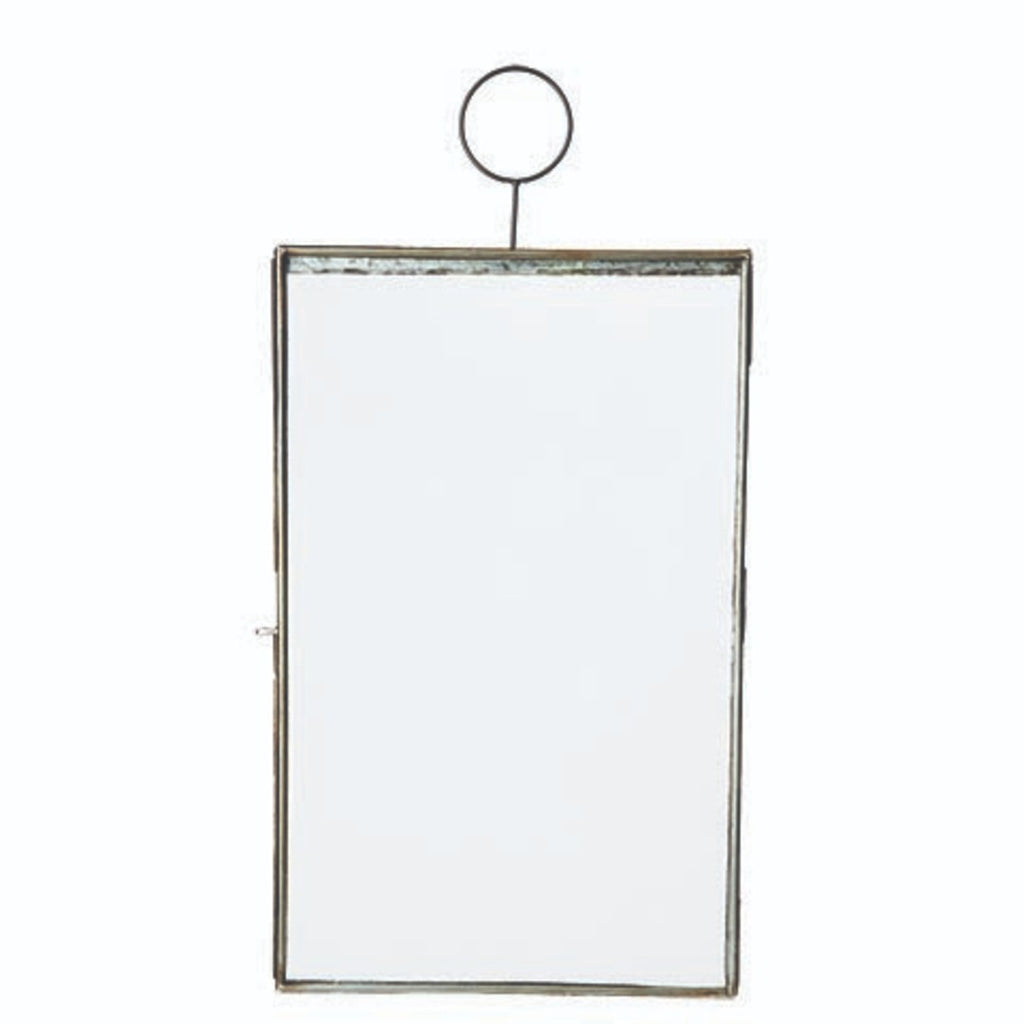 Large Iron and Glass Picture Frame 40cm | Annie Mo's