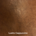 Lustre Cappuccino Leather | Annie Mo's