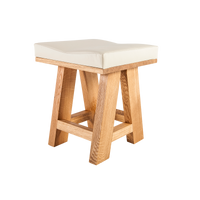 YASK Mighty Mac Low Bar Stool | Annie Mo's