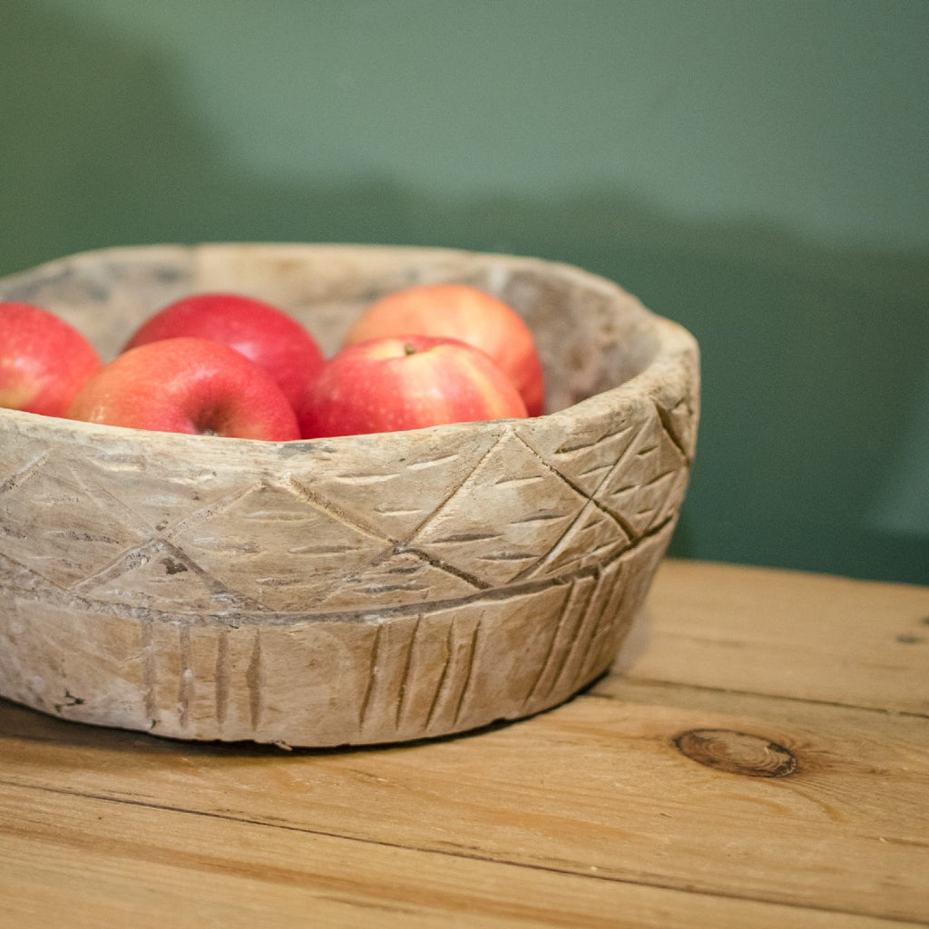 NEW Unique Natural Wooden Bowls - Sizes Vary | Annie Mo's