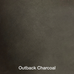 Outback Charcoal Leather | Annie Mo's