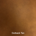Outback Tan Leather | Annie Mo's