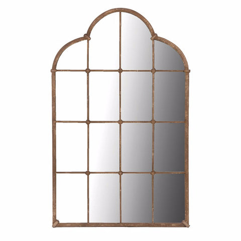 H: 147cm W: 93cm / 1 | Large Lattice Mirror