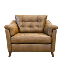 Newmarket Armchair | Leather | Annie Mo's