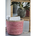 Set of Three Desert Rose Baskets 45cm