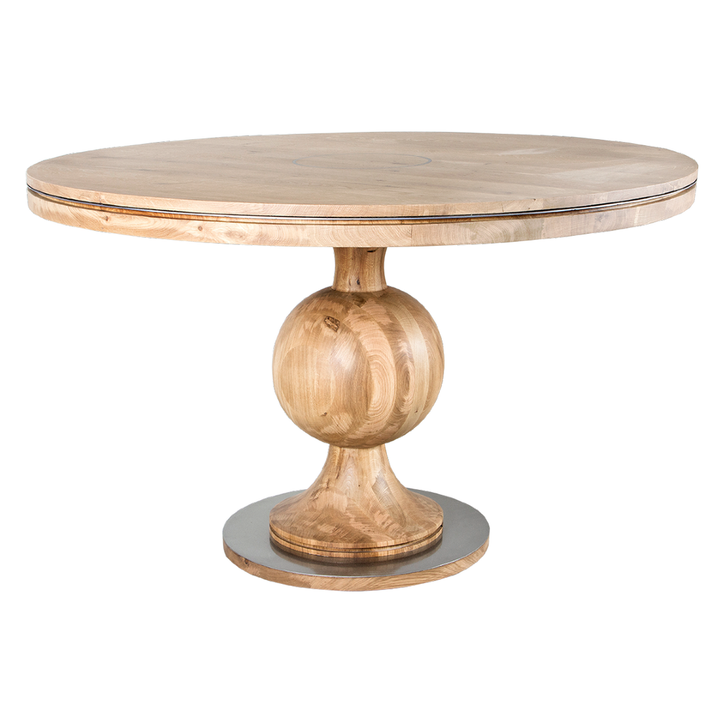 Yask Iron Lady Round Dining Table Annie Mo S