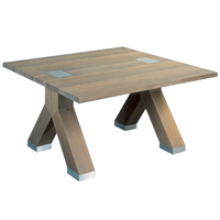 YASK IndY Square Dining Table | Annie Mo's