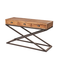 X Base Console Table 140cm | Annie Mo's