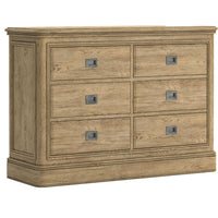 Chateau Three by Three Chest of Drawers | Annie Mo's
