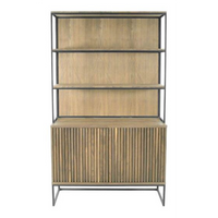 Timo Racks for Two Door Sideboards 120cm Wide | Annie Mo's