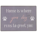 Home is Where Your Dog 20cm | Annie Mo's