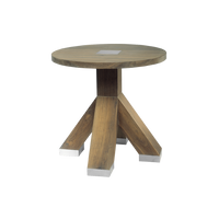 YASK IndY Round Dining Table | Annie Mo's