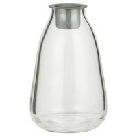 Bottle with Loose Dinner Candle Holder 11cm | Annie Mo's