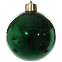 Bauble - Shiny Green 20cm | Annie Mo's