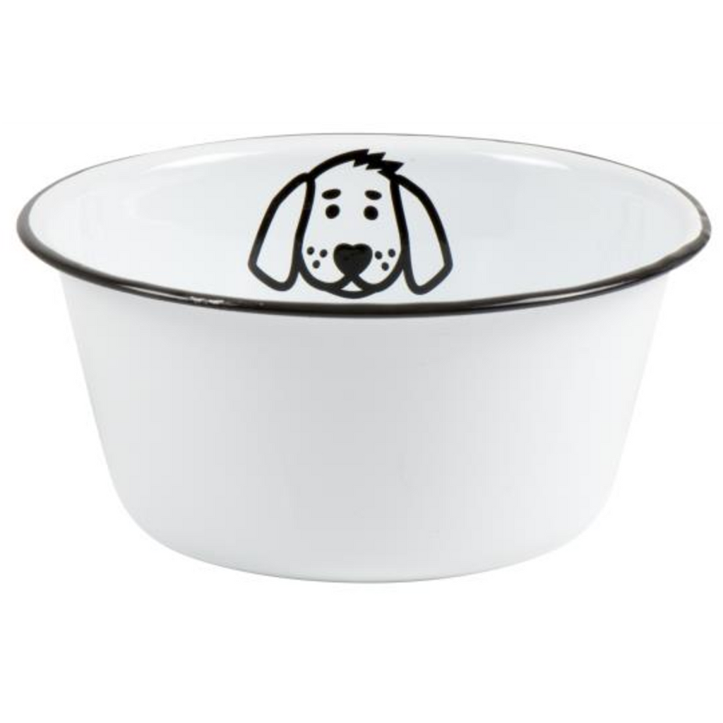 Bowls for Dogs Enamel | Annie Mo's