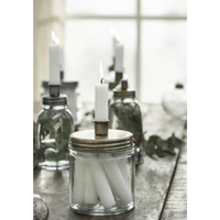 Candle Holder for Low Dinner Candles | Annie Mo's