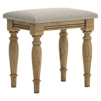 Chateau Dressing Table Stool | Annie Mo's