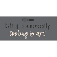 Cooking is Art 30cm | Annie Mo's