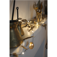 Gold Leaves LED'S - Battery Operated | Annie Mo's