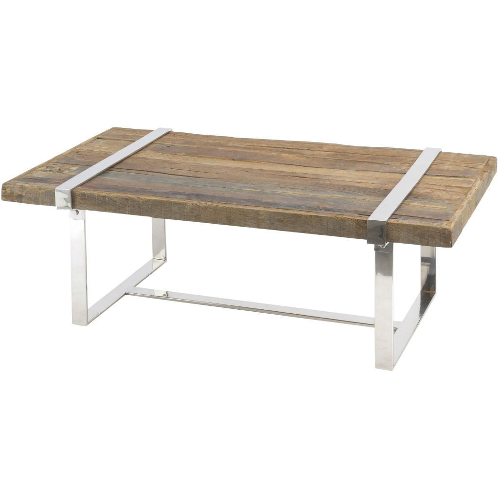 Railway Sleeper Coffee Table | Annie Mo's