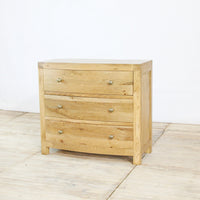 Vienna 3 Drawer Lowboy
