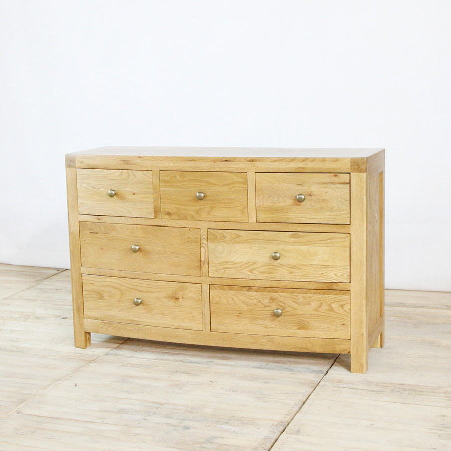 Vienna 7 Drawer Dresser