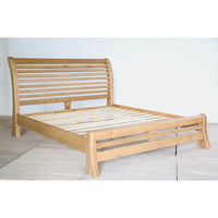 Vienna Low End Sleigh Bed