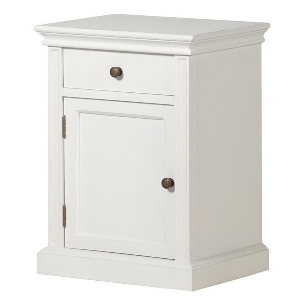 White Ballater Pot Cupboard | Annie Mo's