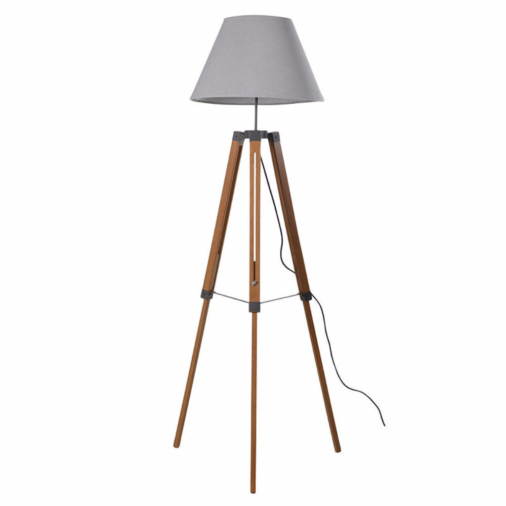 H: 1660mm | Tripod Floor Lamp
