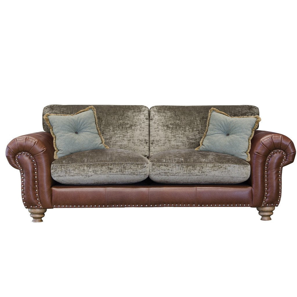 Bloomsbury Small Sofa - Standard Back