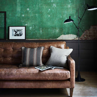Foxton Medium Sofa - Leather
