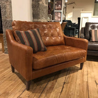 Foxton Snuggler - Leather
