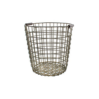 Wire Waste Basket | Annie Mo's